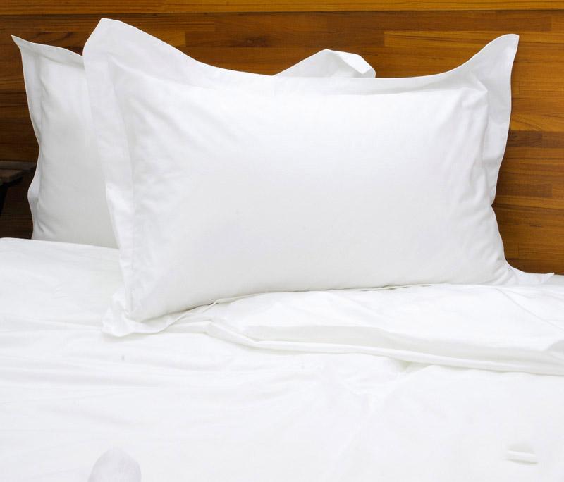 产品名称:精梳棉缎纹欧式枕头套
